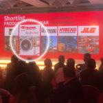 Faraone agli Iapa Awards 2019 a Dubai